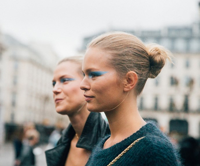 5 Contemporary Makeup Looks With Blue Eyeshadow
