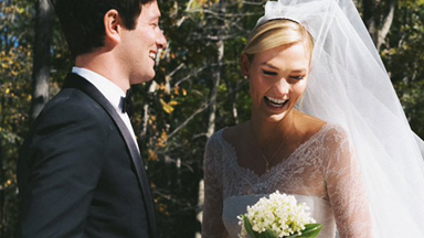 Karlie Kloss Just Married Joshua Kushner In An Intimate Country Ceremony