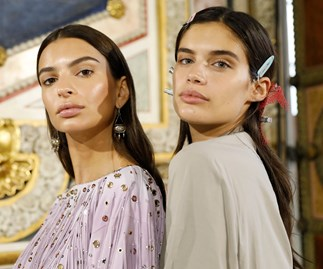Your Runway-Approved Guide To Nailing The 'No-Makeup Makeup' Look