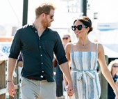 A Guide To Prince Harry And Meghan Markle's Body Language