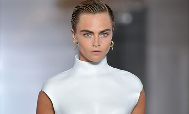 Cara Delevingne Just Debuted A Huge New Tattoo
