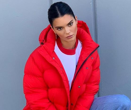 Kendall Jenner Just Brought The 2000s Back For Drake's Birthday Party