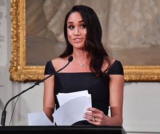 Meghan Markle's Speech In New Zealand Broke A Strict Royal Rule