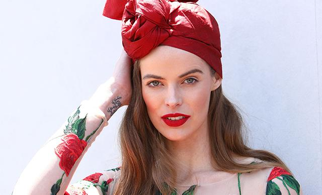 robyn lawley oaks day