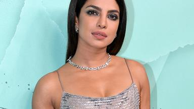 Priyanka Chopra Just Had A Tiffany-Themed Bridal Shower