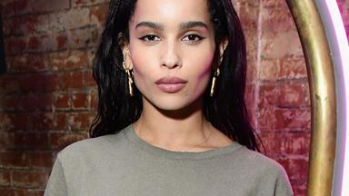 Zoë Kravitz Has Secretly Been Engaged For Eight Months