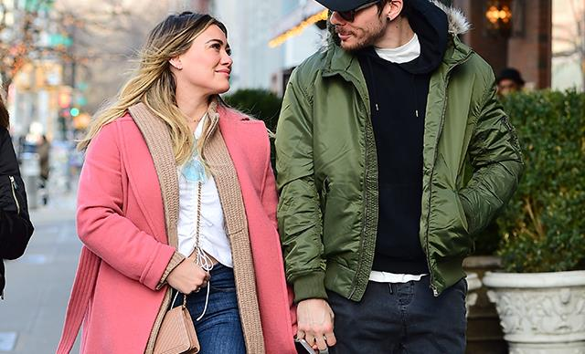 Hilary Duff Shares The First Photo Of Her Newborn Baby Daughter