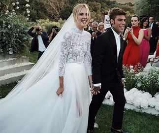 Poppy Delevingne wedding photos