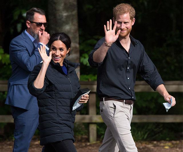 prince harry meghan markle latest photos