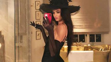 Every Halloween Costume The Kardashian-Jenner Family Wore This Year