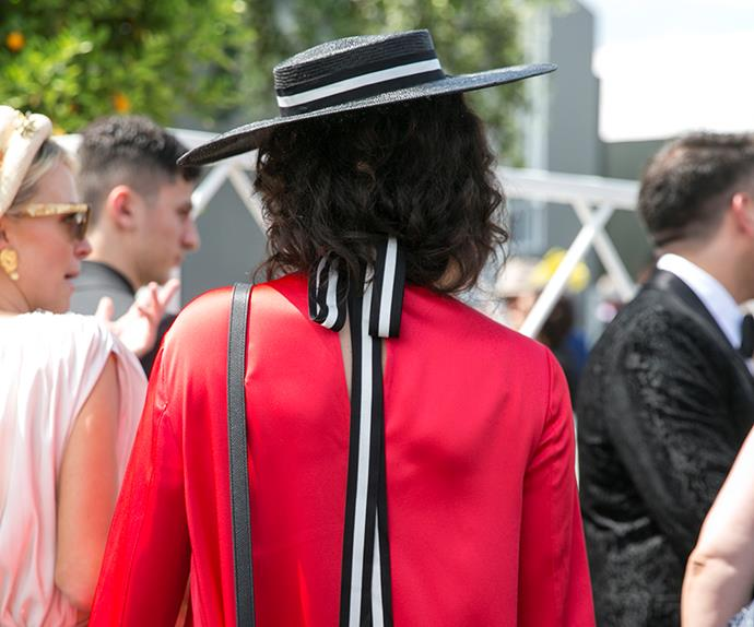 Melbourne Cup street style 2018.