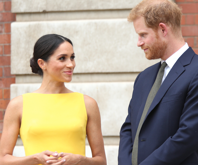 Meghan Markle Holidayed With This 'Harry Potter' Actor Long Before Prince Harry