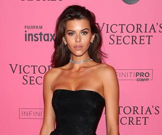 Victoria's Secret Fashion Show 2018 after party.