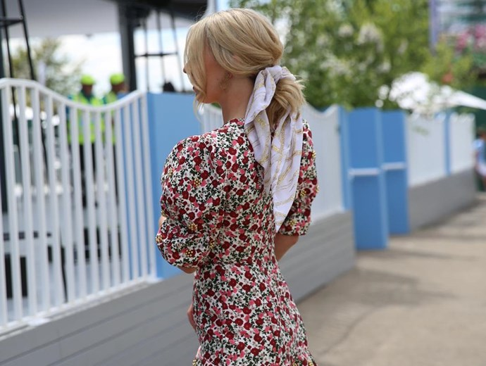 See ELLE's Picks For The Best Dressed Attendees At Stakes Day 2018