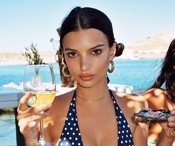 Emily Ratajkowski's Latest Bikini Left Her Nearly Nude