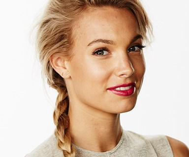 How To Master The Textured Pony-Braid