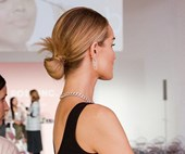 How To Nail The Twisted Chignon Hairdo