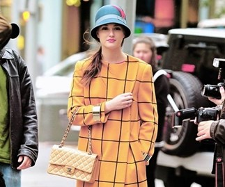 gossip girl fashion blair serena