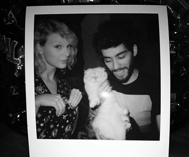 Zayn Malik Just Confirmed A Long-Standing Rumour About Taylor Swift