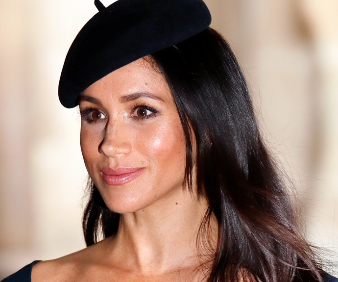Meghan Markle haircut