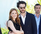 Jessica Chastain Reportedly Welcomed Her First Child Via Surrogate