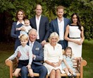 The Cute Reason The Royals Were All Laughing In Their New Portrait