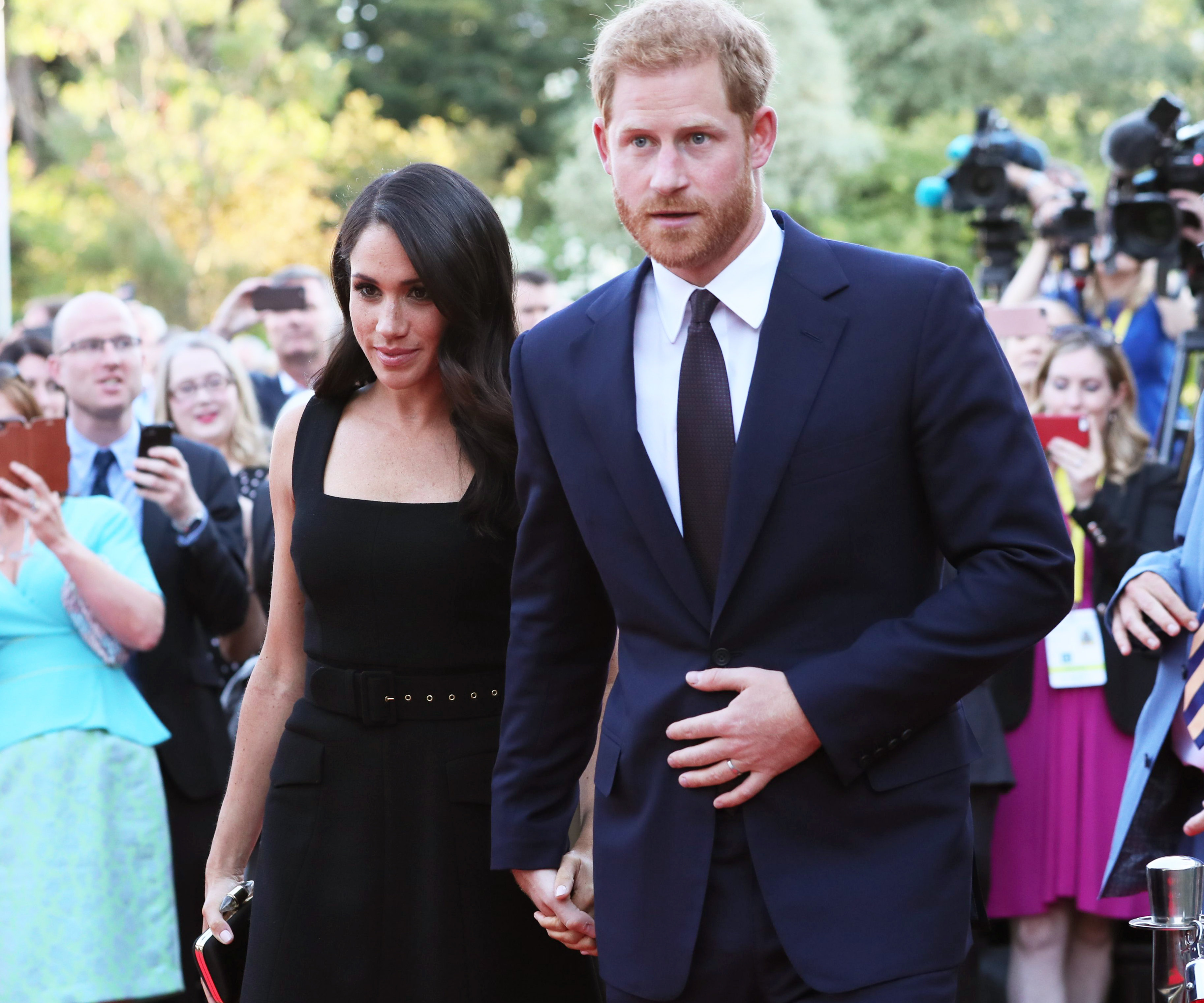 Meghan Markle's Baby Bump is Really Starting to Show