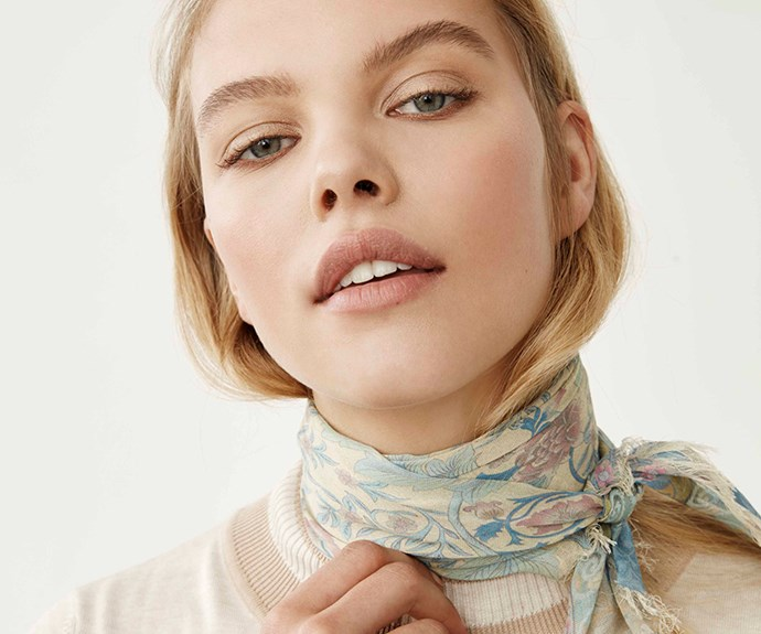 Spell & The Gypsy Collective x ELLE Australia scarf.