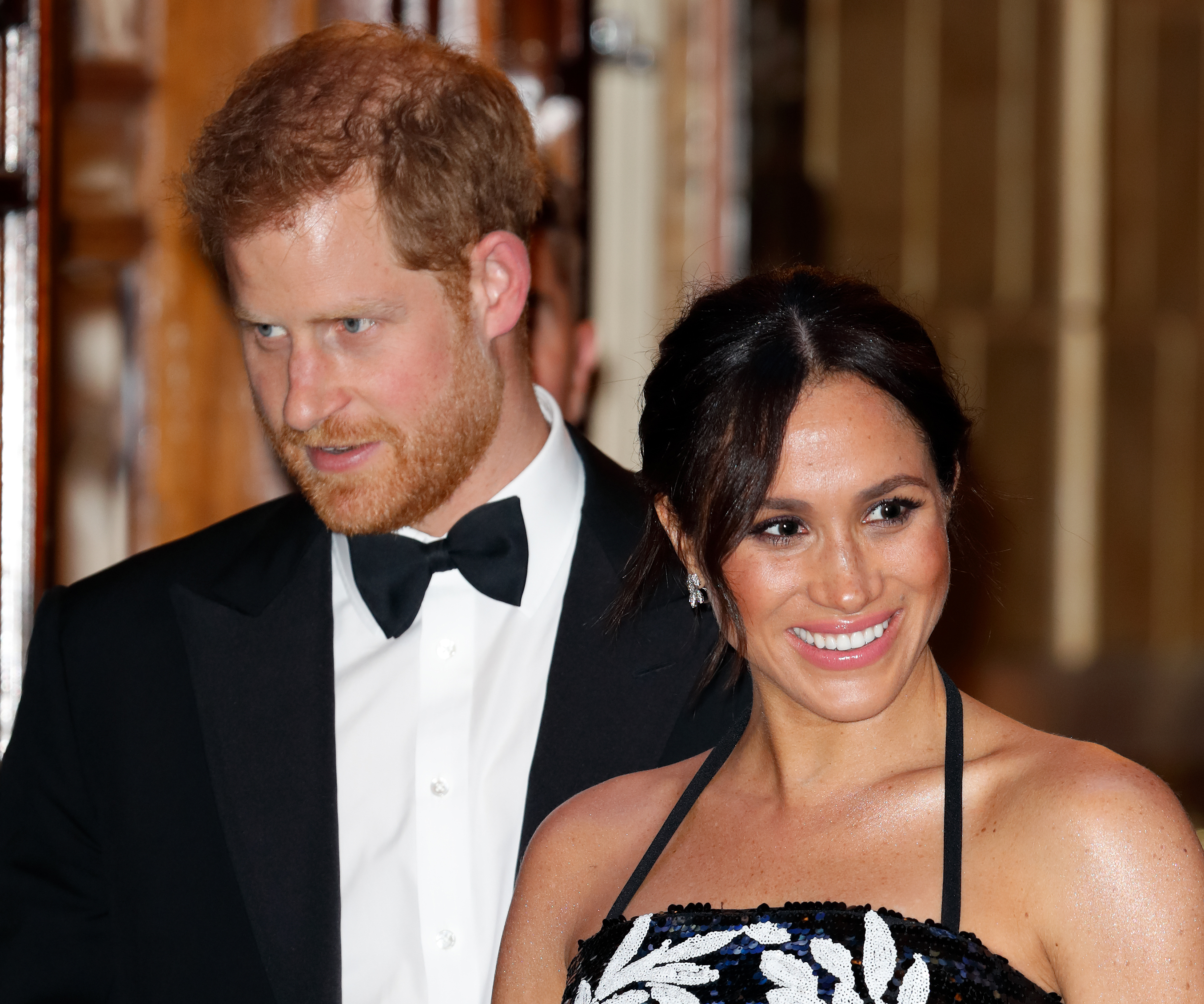 Meghan Markle said to be causing a 'rift' in the royal family