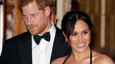 The Real Reason Prince Harry And Meghan Markle Are Moving House