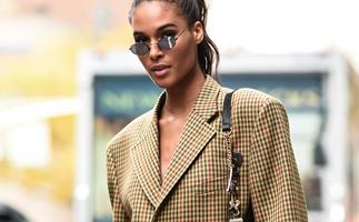 How To Get The Street Style Of A Victoria's Secret Model