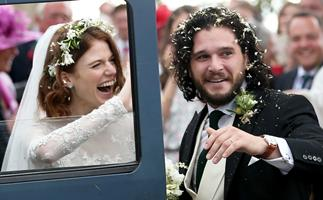 Kit Harington Denies Cheating On Wife Rose Leslie With A Russian Model