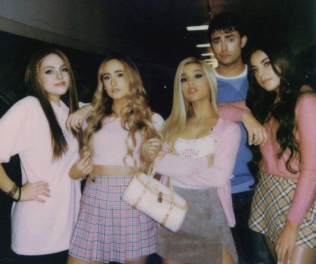 A Comprehensive List Of All The Celebrities In Ariana Grande's 'Thank U, Next' Music Video