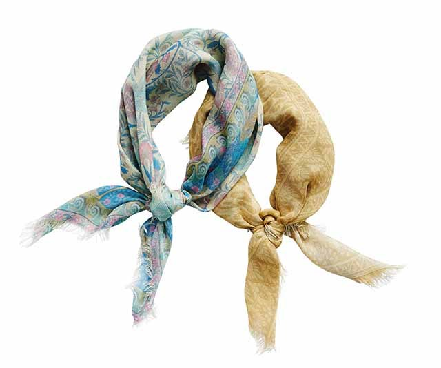 Win An ELLE X Spell & The Gypsy Collective Scarf From Our December 2018 Issue