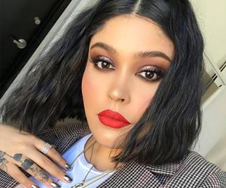 Rihanna's Fenty Makeup Artist, Priscilla Ono, Creates The Ultimate Holiday Party Look