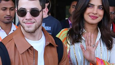 Priyanka Chopra and Nick Jonas Make Their First Outing As Husband And Wife