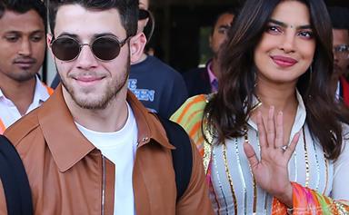 Priyanka Chopra and Nick Jonas Make Their First Outing As Husband And Wife