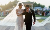 Priyanka Chopra And Nick Jonas Just Released Their Official Wedding Portraits