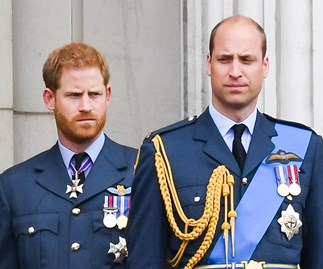 Prince William Prince Harry feud