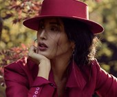 Nicole Warne Got Access To The Ralph Lauren Archives For This Special Shoot