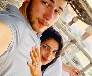 Priyanka Chopra And Nick Jonas Are Very Into Documenting Their Honeymoon