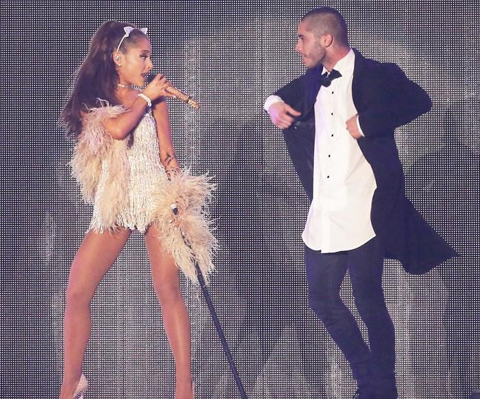 Ariana Grande Ricky