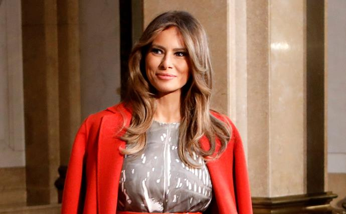 Melania Trump Is Blonde Now And People Don't Know How To Feel