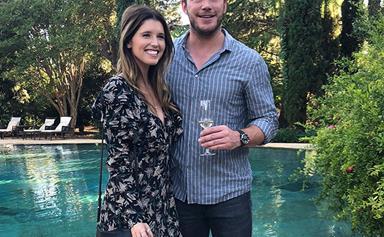 Chris Pratt And His Girlfriend Just Went Instagram Official
