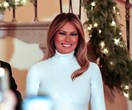 Did Melania Trump's Hair Just Change From Brunette To Blonde And Back Again?