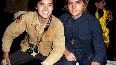 Cole And Dylan Sprouse's Dad Is Pretty Much Their Triplet