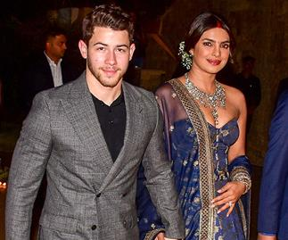 Priyanka Chopra Had A Second Wedding Reception And Wore The Most Incredible Diamond Necklace