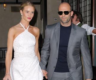 Rosie Huntington-Whiteley And Jason Statham's Wedding: Model Denies Rumoured New Year's Eve Marriage Plans