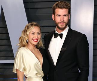Miley Cyrus Shares First Photos Of Secret Wedding To Liam Hemsworth