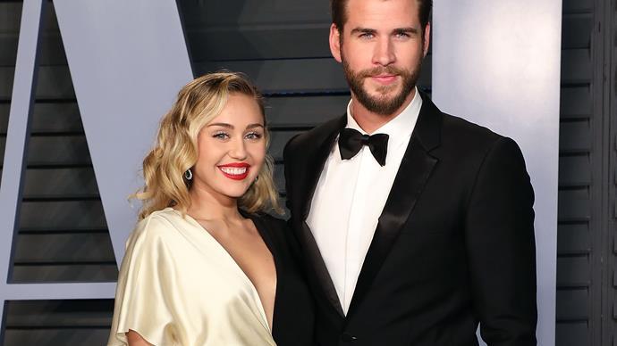 Miley Cyrus Shares First Photos Of Secret Wedding To Liam Hemsworth